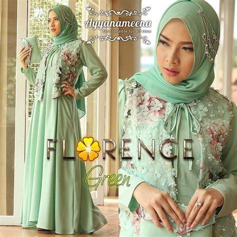 Bahan Organdi florence by ayyanameena dress dengan desain