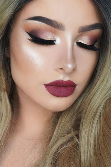Fall Makeup Trends The Lip by Fall Winter Makeup Trends 2017 18 Tips Must