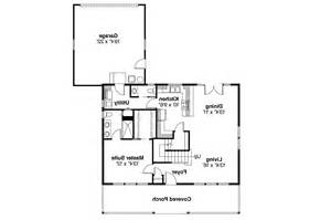 Craftsman Floor Plans by Craftsman House Plans Westborough 30 248 Associated