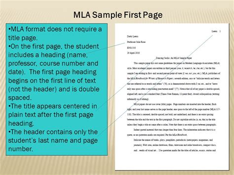 an introduction to mla and apa documentation ppt
