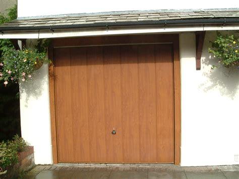 Golden Garage Door 7124 Heaton Moor Doors