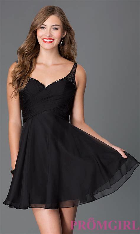 Black Dress sweetheart open back dress promgirl