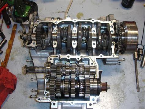 Crankshaft Rr Original Kawasaki thirdgen s f4i rebuild thread pix
