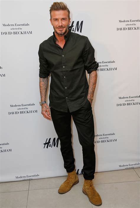 romeo beckham outfits david beckham s style his 20 best outfits fashionbeans