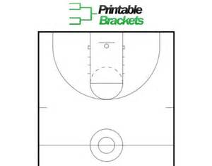 Basket Template by Basketball Court Template Basketball Key Template