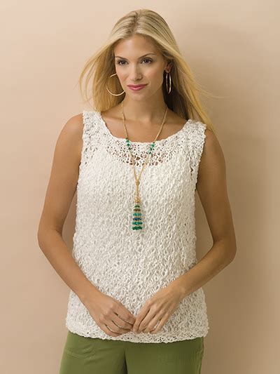 free knitted top patterns craftdrawer crafts a beautiful knit top to make for