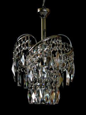 Kronleuchter Echte Kristalle by Kleiner Kristall Kronleuchter Mit Echtem Kristall