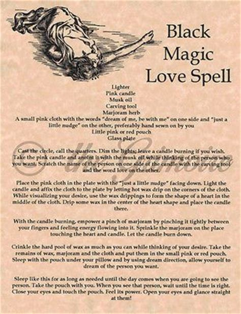 black magic a poem books spells about me and spells on