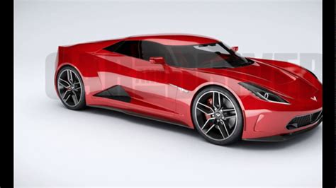 2020 Chevrolet Corvette by 2020 The Chevrolet New Corvette C8