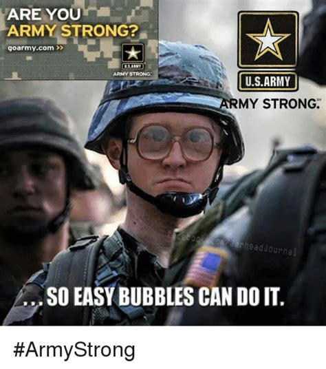 Army Strong Meme - are you army strong go army com us army us army army