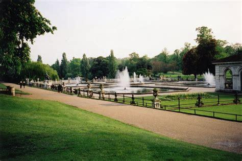 Hyde Park Gardens by Panoramio Photo Of Italian Gardens Hyde Park