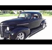1939 Chevy Master Deluxe Coupe For Sale  YouTube