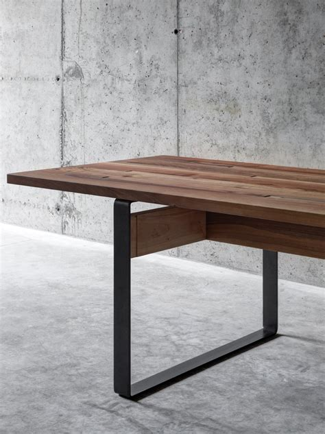 Wooden Rectangular Dining Table Rectangular Wooden Dining Table La Punt By Fioroni Design Act Romegialli
