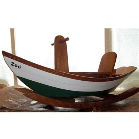rocking boat super cool maine dory rocking boat for your little sailors