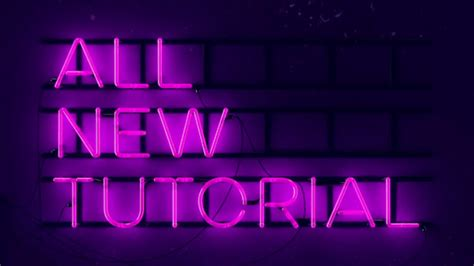 vector neon tutorial cinema 4d neon sign breakdown tutorial vray for c4d