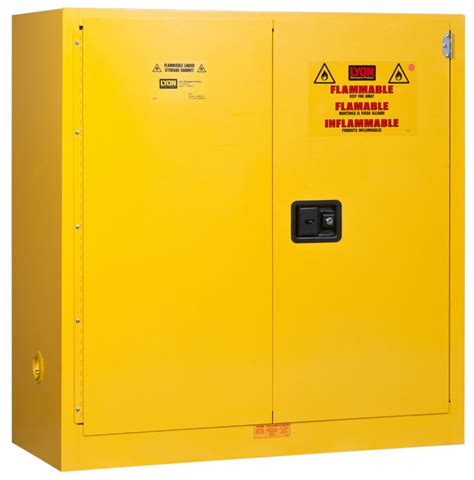 lyon 30 gallon flammable liquid safety storage cabinet