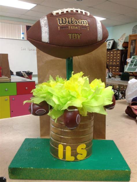 football centerpieces 153 best football banquet images on football banquet football stuff and football