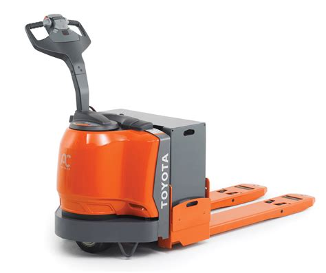 Toyota Electric Pallet Toyota Electric Pallet Truck With 6000 Pound Capacity