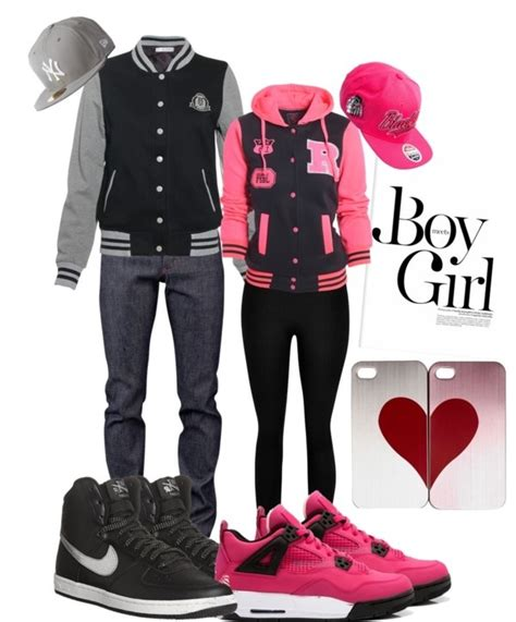 Matching For Boyfriend And Boyfriend Shoes Clothes