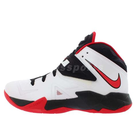 miami heat basketball shoes nike zoom soldier vii 7 lebron basketball shoes