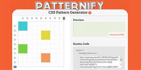 pattern generator adalah software gratis freeware 8 alat pembuat pola pattern