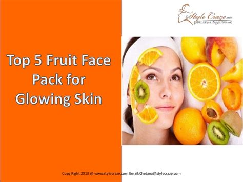 top 5 fruit pack for glowingskin
