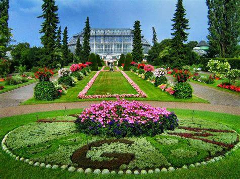 in the gardens botanic gardens berlin