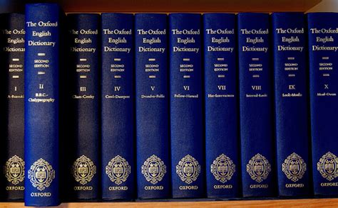 Words Now In The Oed by Home Oxford Dictionary Research Guides