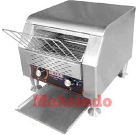 Conveyor Toaster Getra Ect 2450 mesin slot toaster roti bakar panggang toko mesin