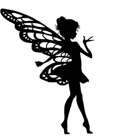 best 25 fairy silhouette ideas on pinterest diy fairy