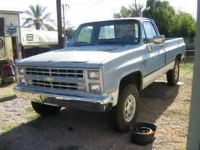 buy used arizona truck 1985 chevy k20 bed