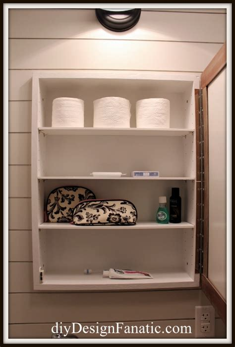 diy medicine cabinet makeover hometalk diy pottery barn inspired medicine cabinet