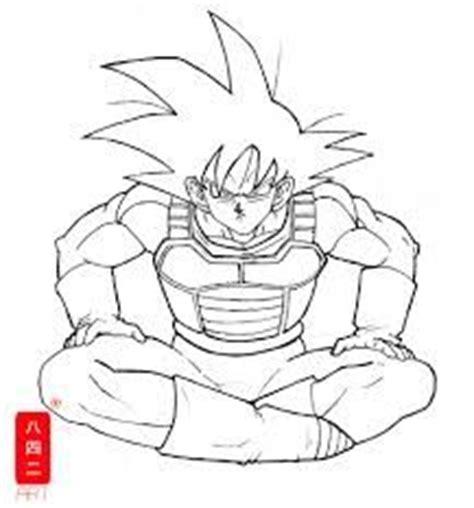 imagenes a lapiz faciles de goku resultado de imagen para imagenes de dibujos de goku a