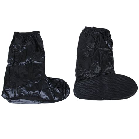 waterproof and non slip shoes covers boots reflective