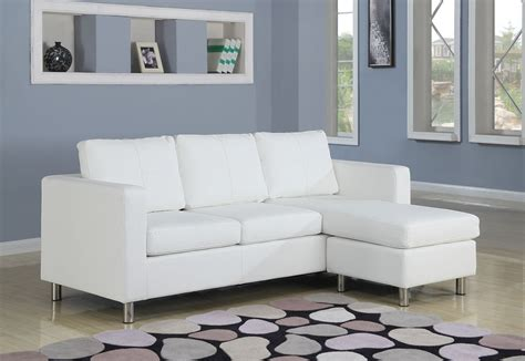 sectional white sofa white small sectional sleeper sofa chaise images 08