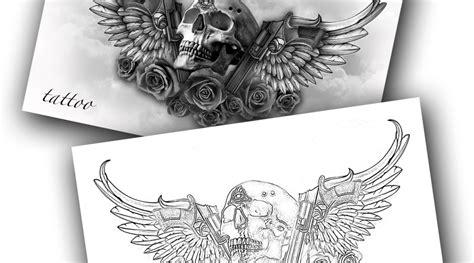 Tattoo Stencils Custom Tattoo Designs Tattoos Stencil Designs Free