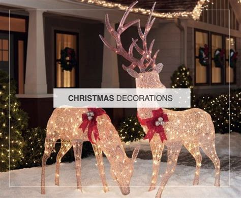 shop holiday decorations at lowes com