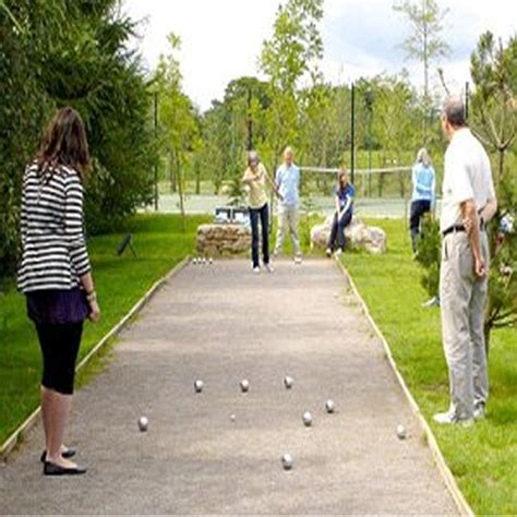 french ball stainless steel boules set petanque outdoor