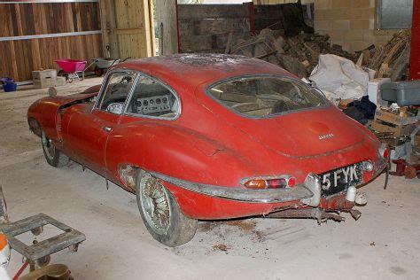 Scheunenfund Auto by Scheunenfund Jaguar E Type 1963 Mit Beatles
