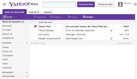 yahoo web page layout comment retrouver une adresse mail yahoo la r 233 ponse est