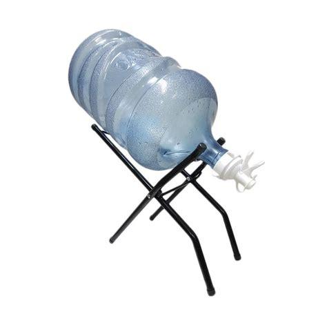 Rak Tatakan Braket Galon Air jual bracket rak dudukan lipat dispenser pompa air