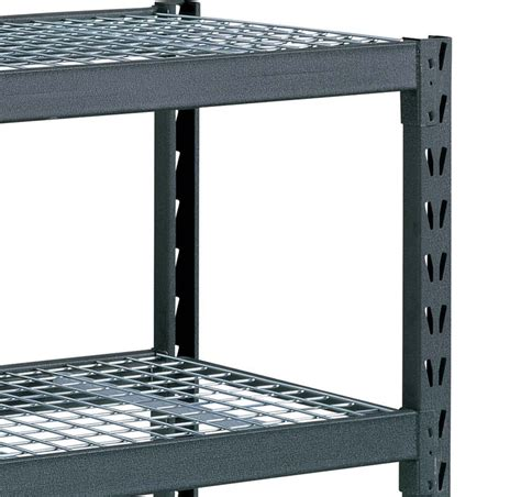 garage shelving costco safco 5shelf shelving rack 36u201d