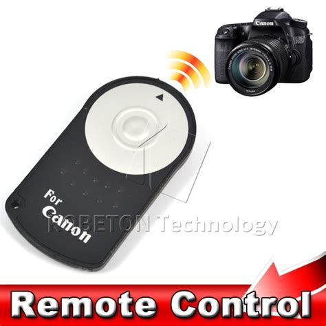 Sale Infrared Remote Shutter For Canon aliexpress buy 2015 new rc 6 rc6 ir infrared