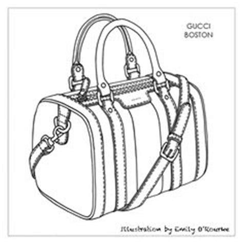 Tas Clutch O Gucci 03cg1303 prada saffiano bag designer handbag illustration