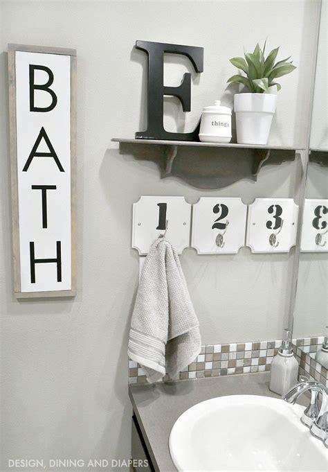 White Bathroom Decor by Bathroom Decor Whiteaker