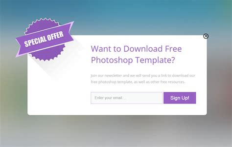 flat popup email subscription design template by w3layouts