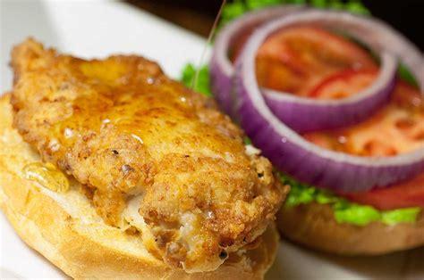 Buku Club Sandwich Pelengkap Chicken Soup For The Christian Soul honey kissed crispy chicken sandwich s ambrosia