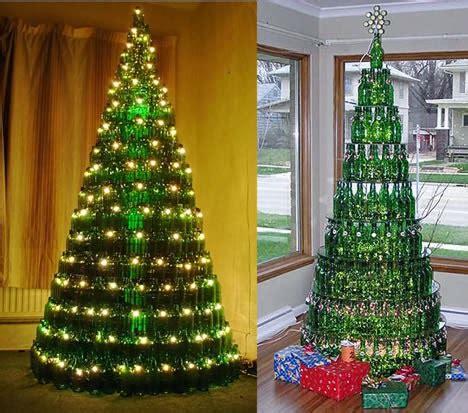 15 arboles de navidad reciclados construccion y