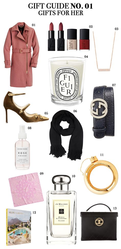 gifts for her 2016 holiday 2016 gift guide gifts for her a vintage splendor