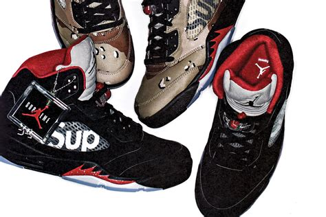 supreme shoes shoes master provides an official look at the